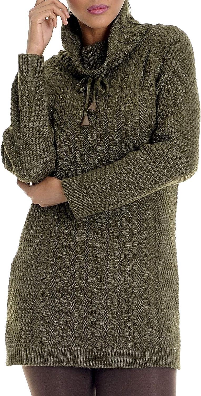 Pullover con maniche lunghe Wollweiß NUOVO maglione da donna donna pullover