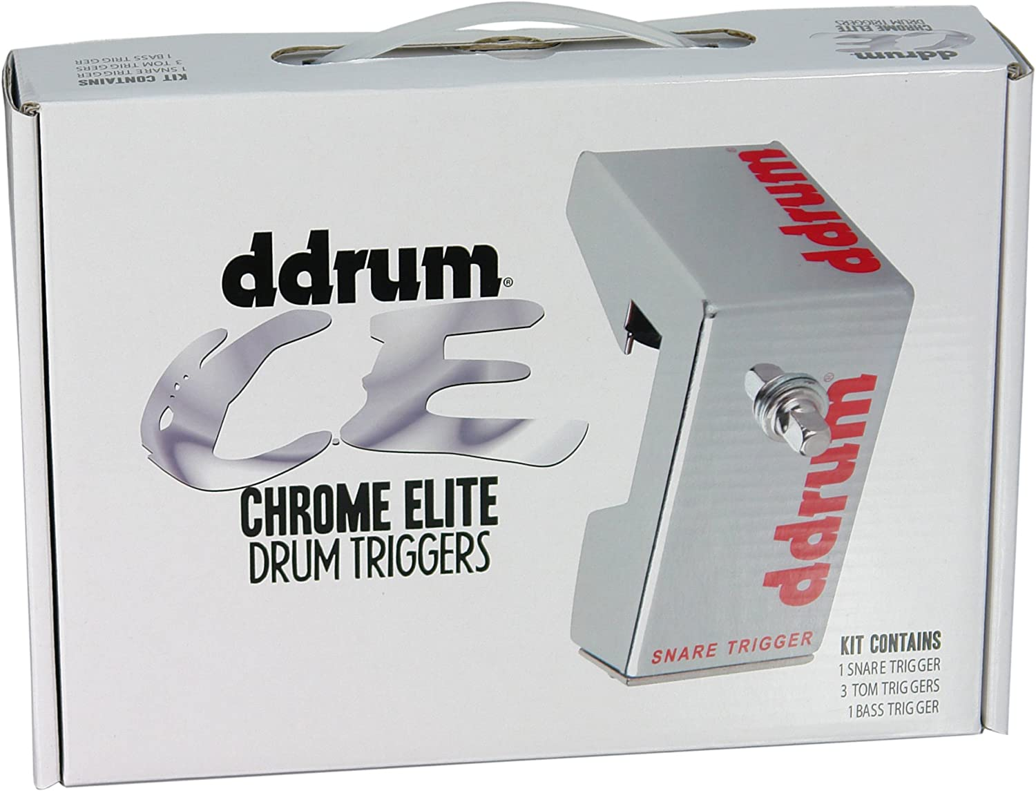 dDrum High Quality Replacement Transducer Accessory for Chrome Elite Triggers
