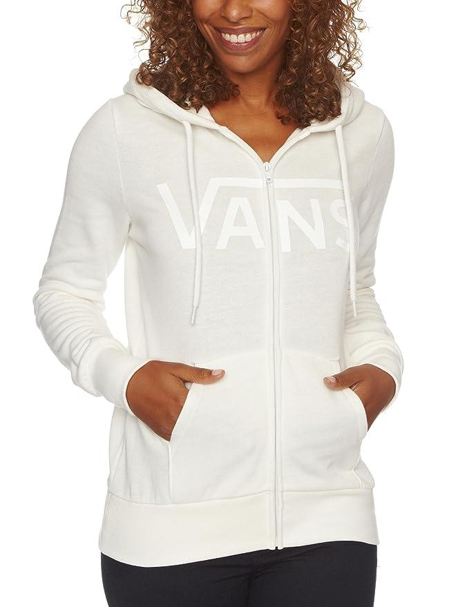Vanguard VANS Allegiance - Sudadera para mujer, tamaño L, color blanco: Amazon.es: Deportes y aire libre