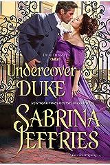 Undercover Duke (Duke Dynasty Book 4) Kindle Edition