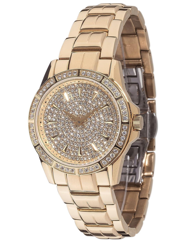 Yves Camani Damen-Armbanduhr Woman Galaure Analog Quarz YC1071-C