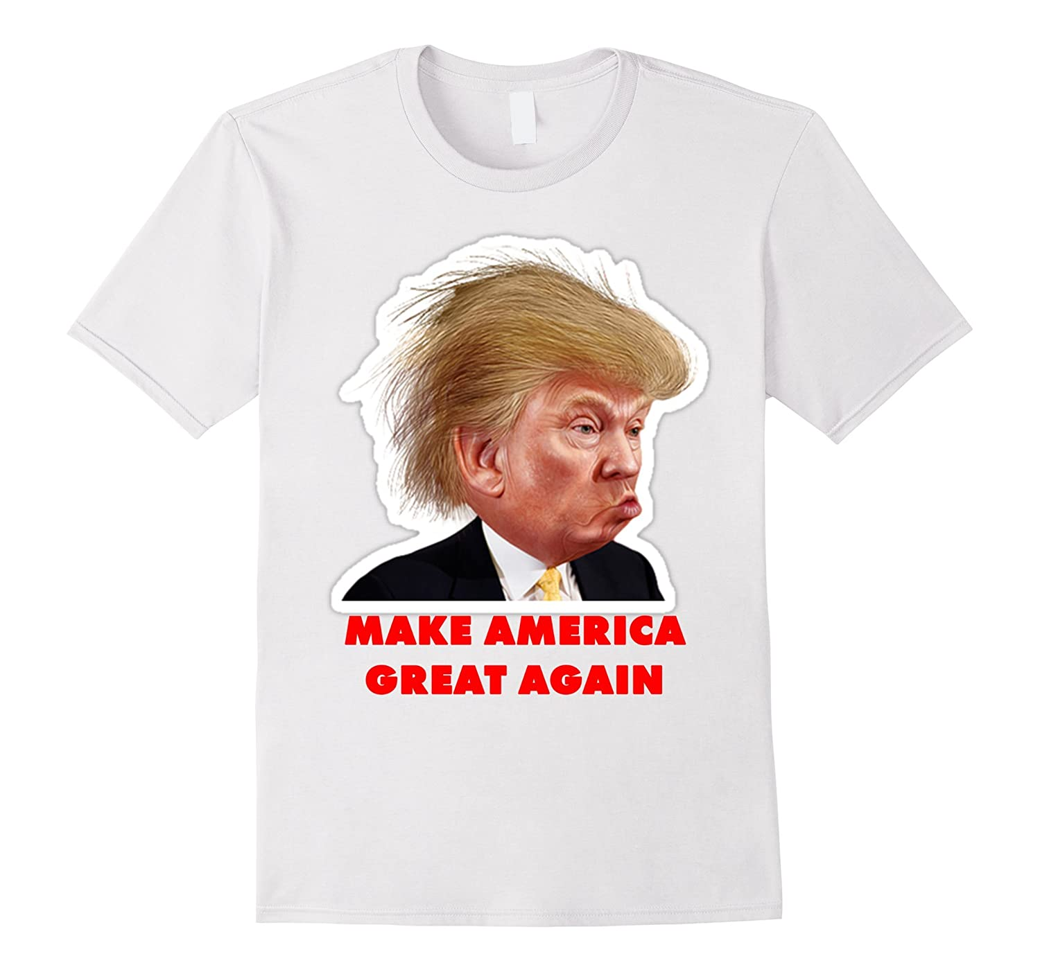 73860f1aec Make America Funny And Awesome Hilarious Trump Tshirt-CD – Canditee