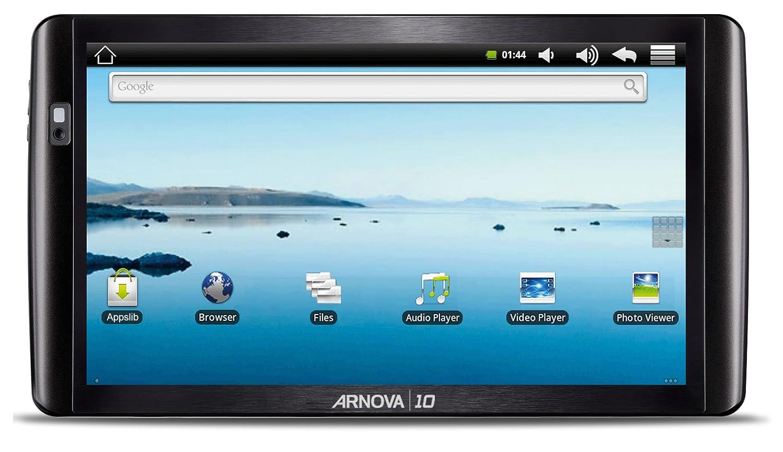 Arnova 10 Home Tablet 4GB Android 21 Amazonde Elektronik