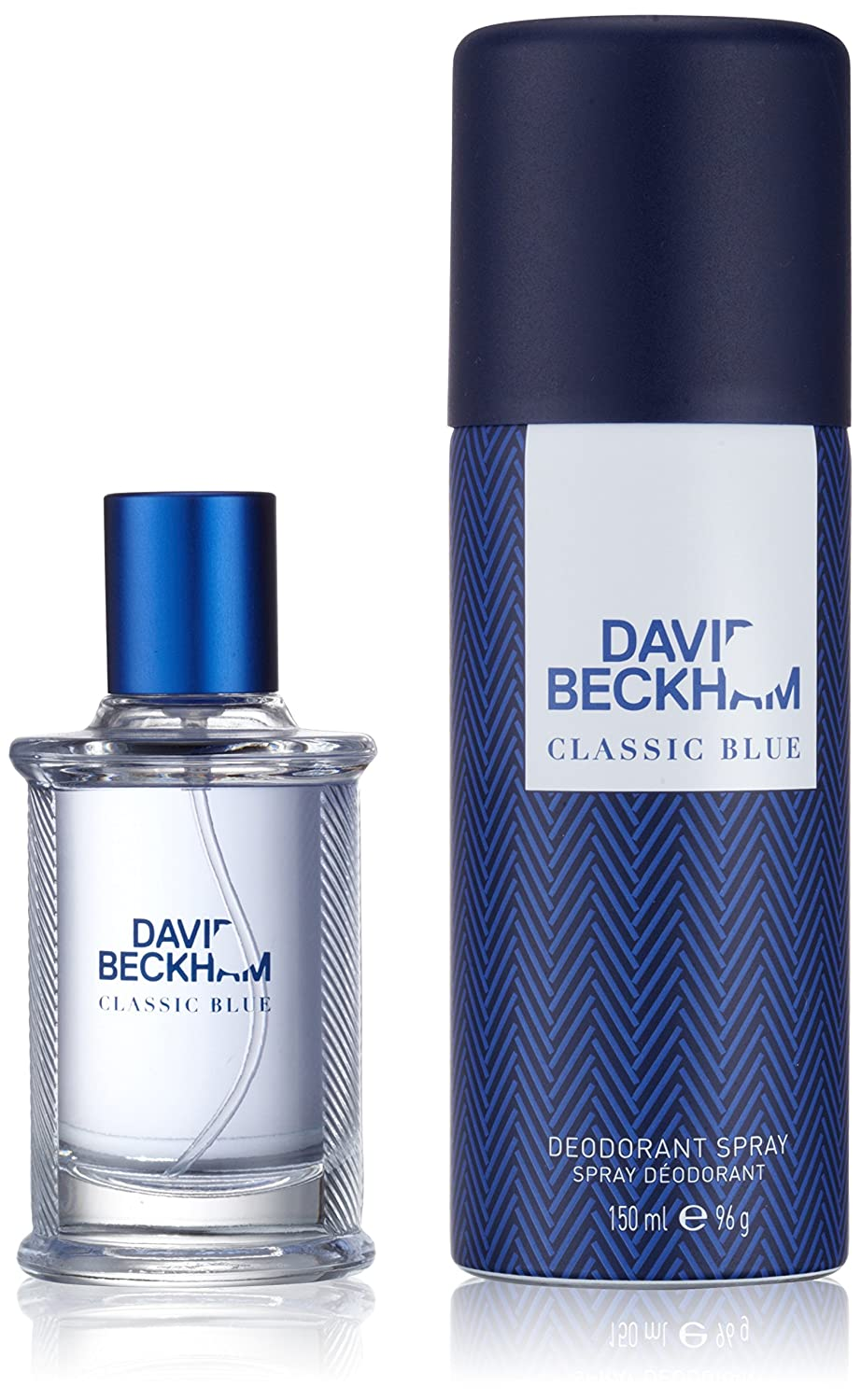 David Beckham Eau De Toilette, Hair and Body Wash Gift Set, 40 ml Coty 32276013000