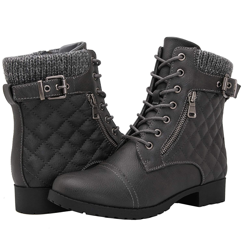 GLOBALWIN Womens Marion Fashion Boots