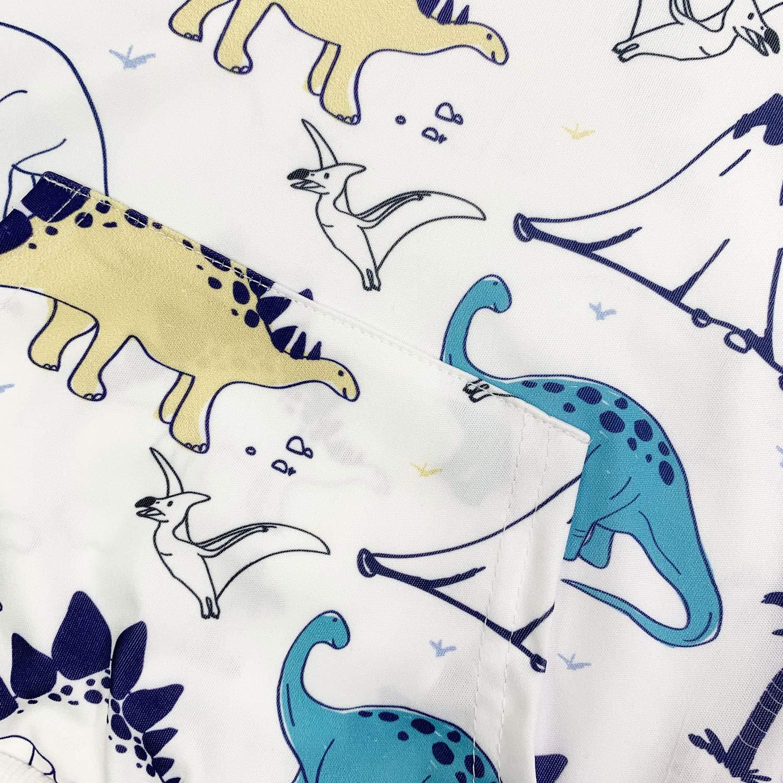 ModaIOO Kids Unicorn Dinosaur Hoodies
