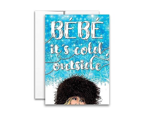 Morias Rose It/'s Cold Outside Funny Schitt/'s Creek Christmas David Rose PNG File Digital Download Bebe It/'s Cold Outside