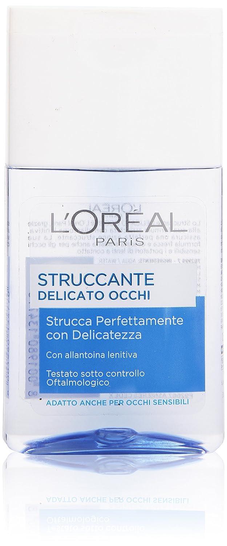 L'Orèal Paris - Struccante, Delicato, Per Occhi - 125 Ml - [pacco da 6]
