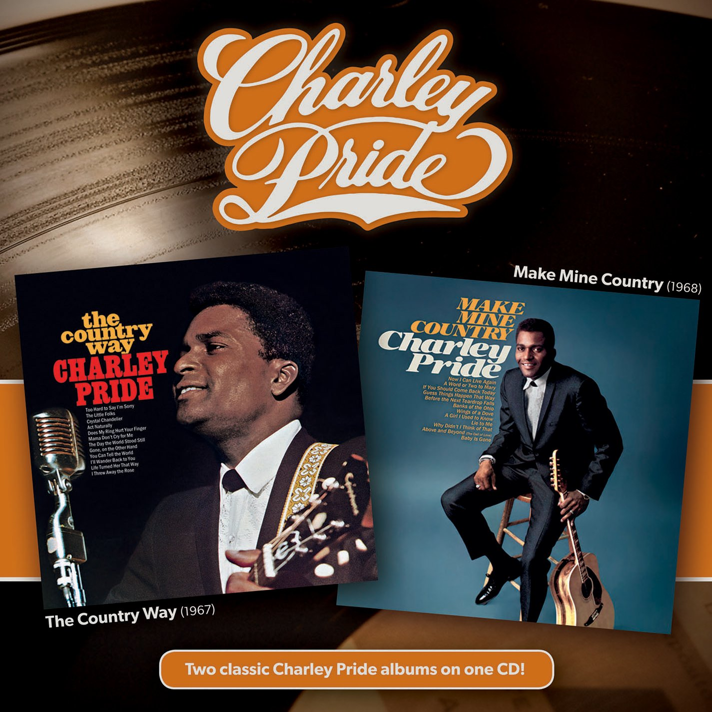 Charley pride country way make mine country amazon music arubaitofo Images