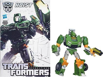 Transformers Generations Deluxe Action Figure