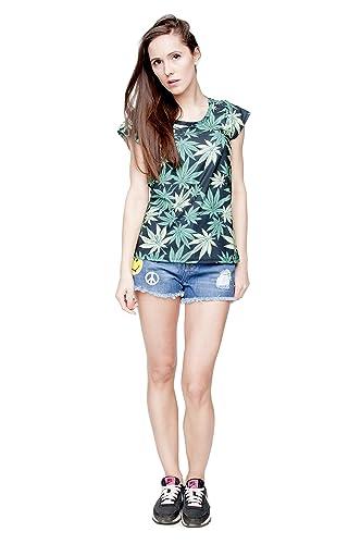 Funny T-shirts Company© Stampa 3D T-shirt Stampare/Motivo/Design Taglia Unica Unisex Primavera Estat...