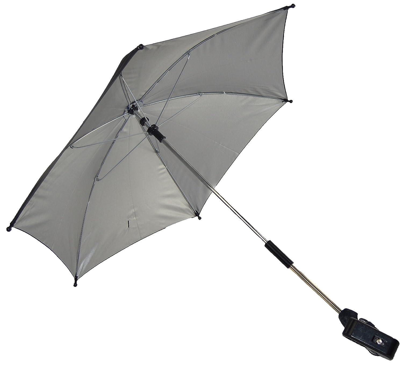 Baby Sonnenschirm kompatibel mit Stokke Scoot crusi trailz schwarz