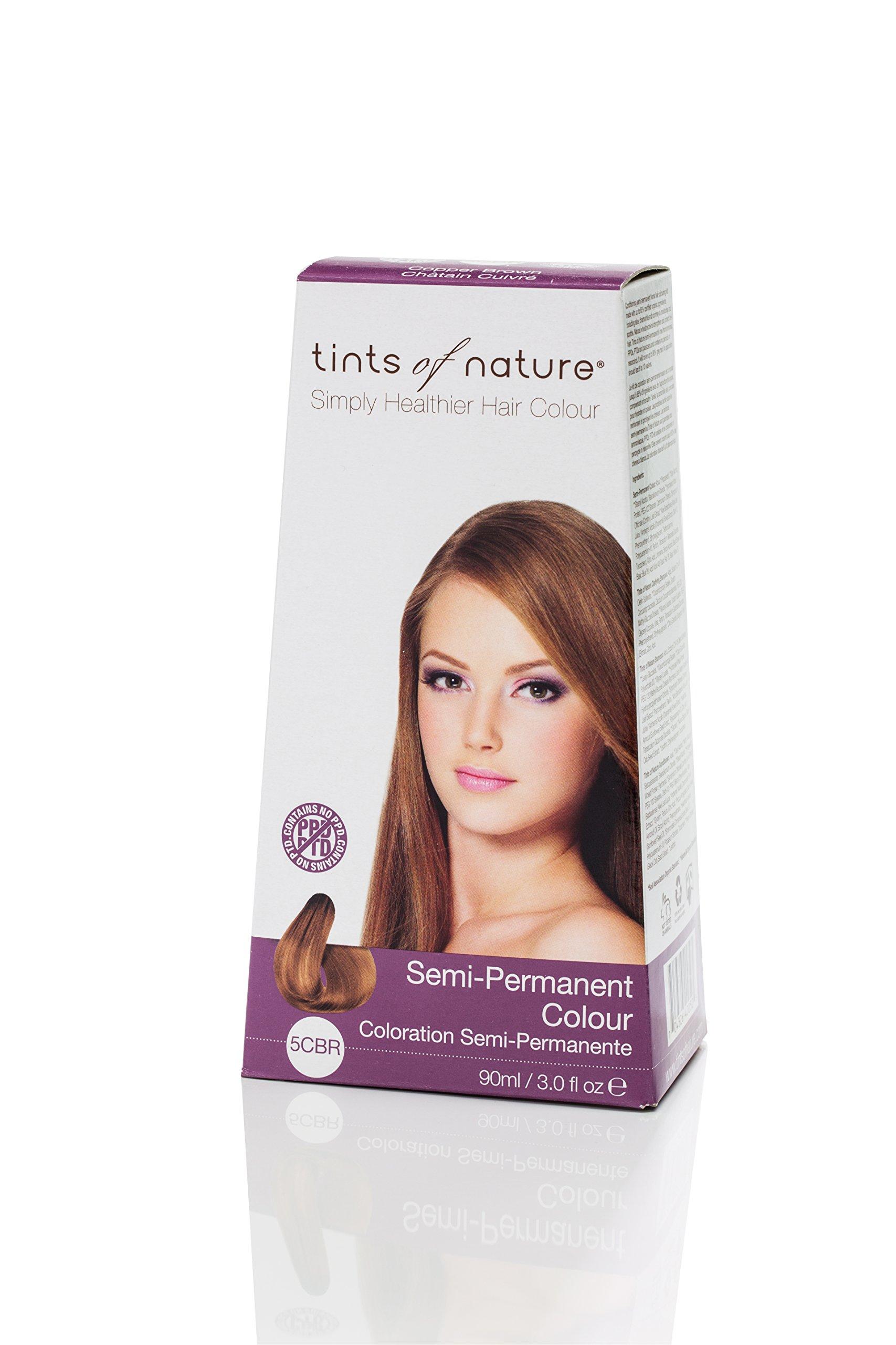 Amazon Semi Permanent Hair Colour 4mcb Medium Chestnut Brown