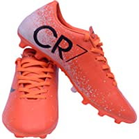 TRADY Ultimate CR7 Ronaldo Football Shoe Studs Shoes for Men