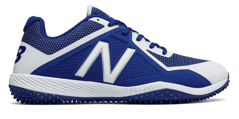 (ニューバランス) New Balance 靴シューズ メンズ野球 Turf 4040v4 Royal Blue with White ロイヤル ブルー ホワイト US 7 (25cm) B0749ZLMC2