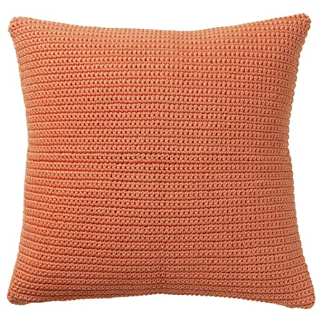 IKEA ASIA SOTHOLMEN - Funda de cojín, Color Naranja: Amazon ...