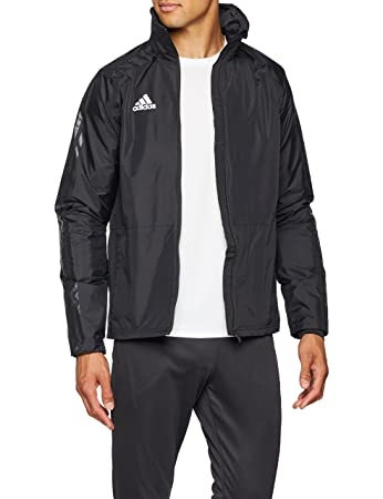 Adidas Men S Condivo18 Storm Storm Jacket Men Bq6548 Black White