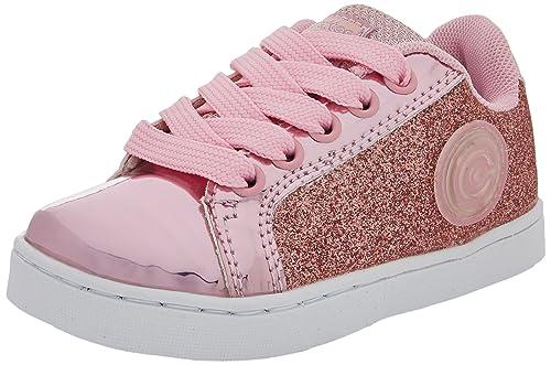 Zapatillas con Luces de Niña Glitter Rosa   Zapatos para