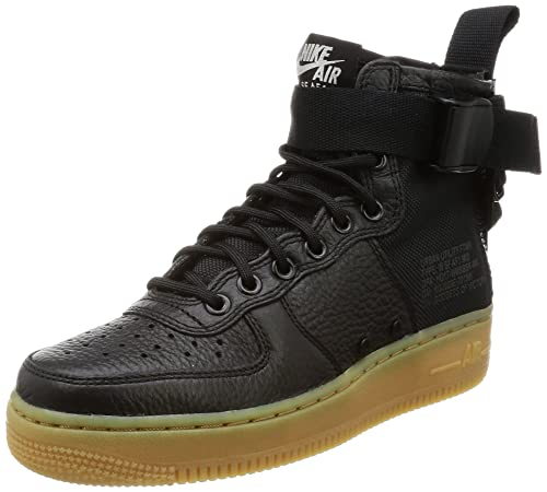 SCARPE DONNA NIKE W SF AIR FORCE 1 MID AA3966: Amazon.it