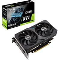 ASUS Dual NVIDIA GeForce RTX 3060 V2 OC Edition 12GB GDDR6 Gaming Graphics Card (PCIe 4.0, 12GB GDDR6 Memory, HDMI 2.1…
