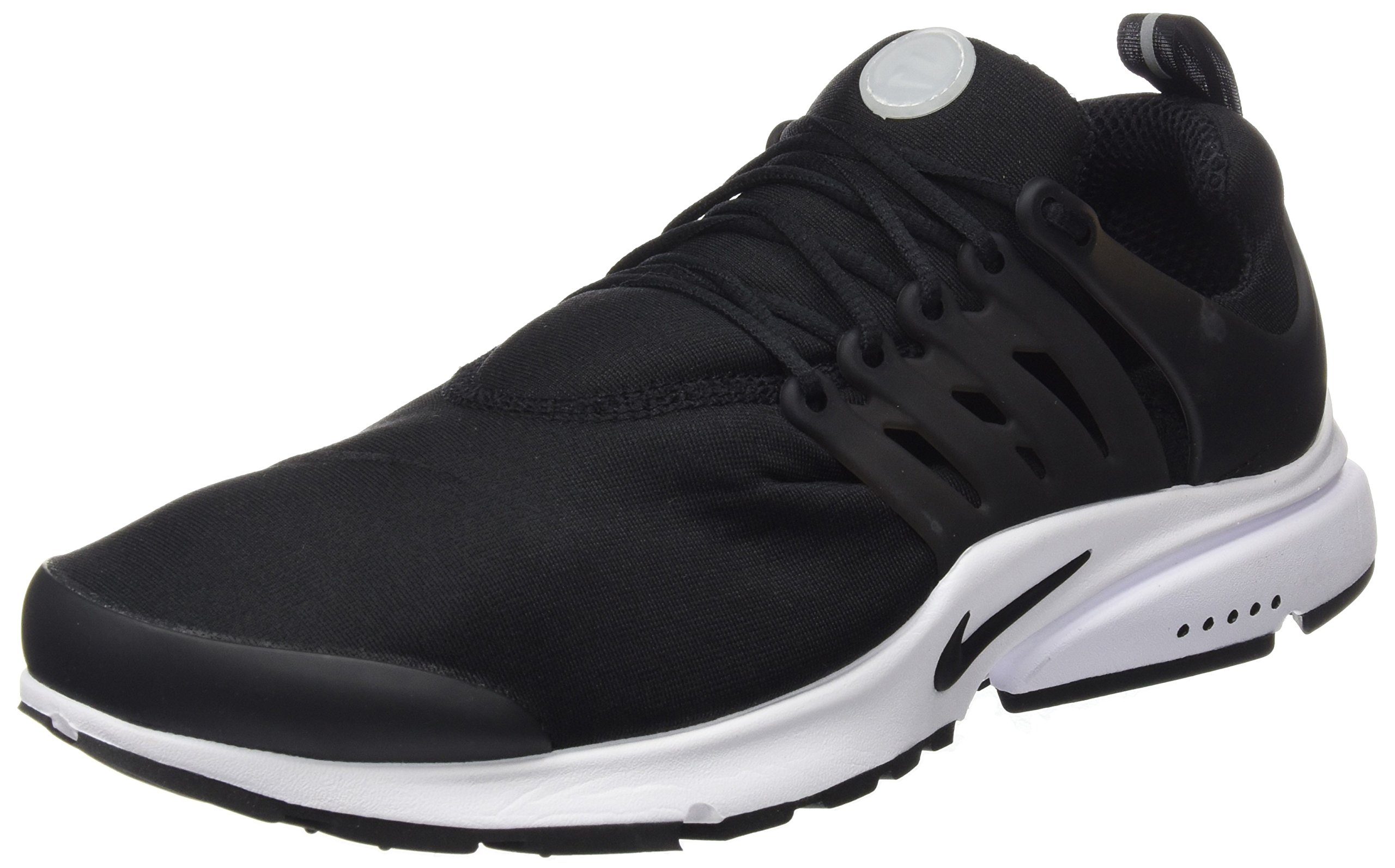 f11402f4264 Galleon - Nike Air Presto Essential Black Black-White