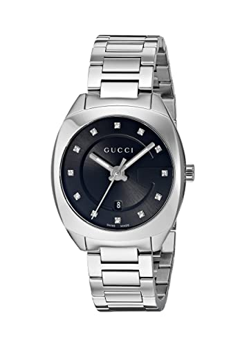 a70ba07b1f7 Gucci GG2570 YA142503  Amazon.co.uk  Watches