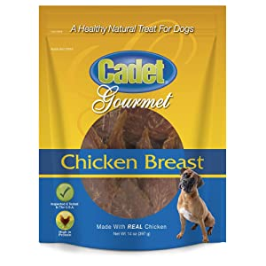 Cadet Duck Breast Jerky Dog Treats