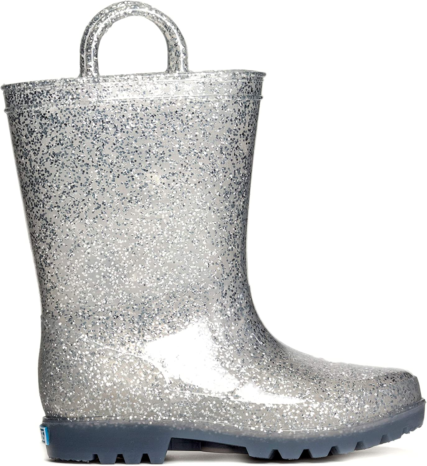 sparkly girls boots