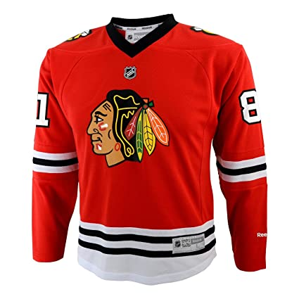 6bd325773 Amazon.com   NHL Youth Boys Team Color Player Replica Jersey ...