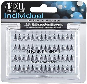 a9294622dcf Amazon.com : Ardell Duralash Flare Long Black (56 Lashes) #65099 : Fake  Eyelashes And Adhesives : Beauty