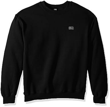 332d07cf1f Obey Homme 112480028 Sweat - Noir - XX-Large: Amazon.fr: Vêtements ...