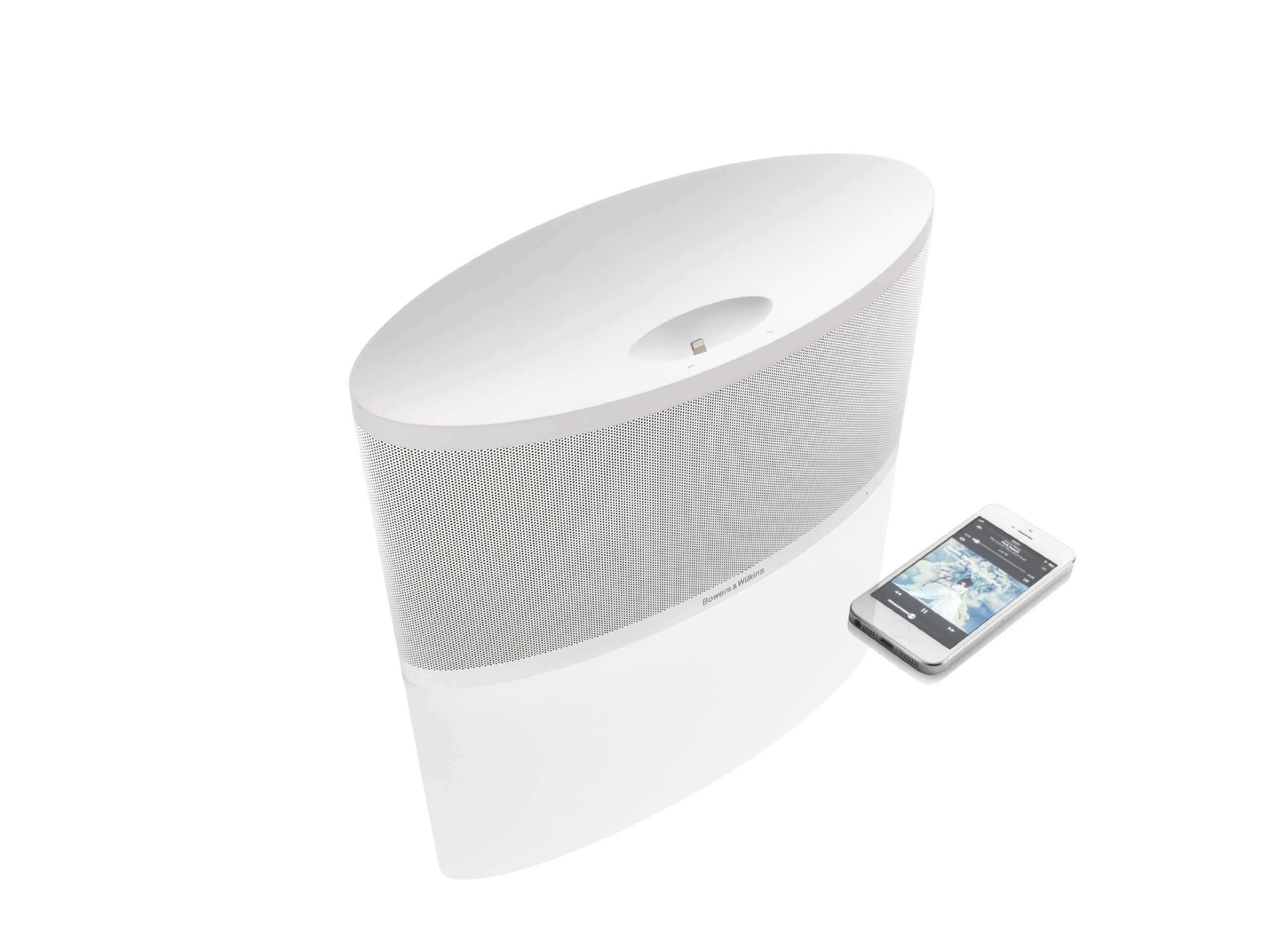 Bowers & Wilkins Z2 White RC Wireless Music System Recertified - White by Bowers & Wilkins (Image #3)