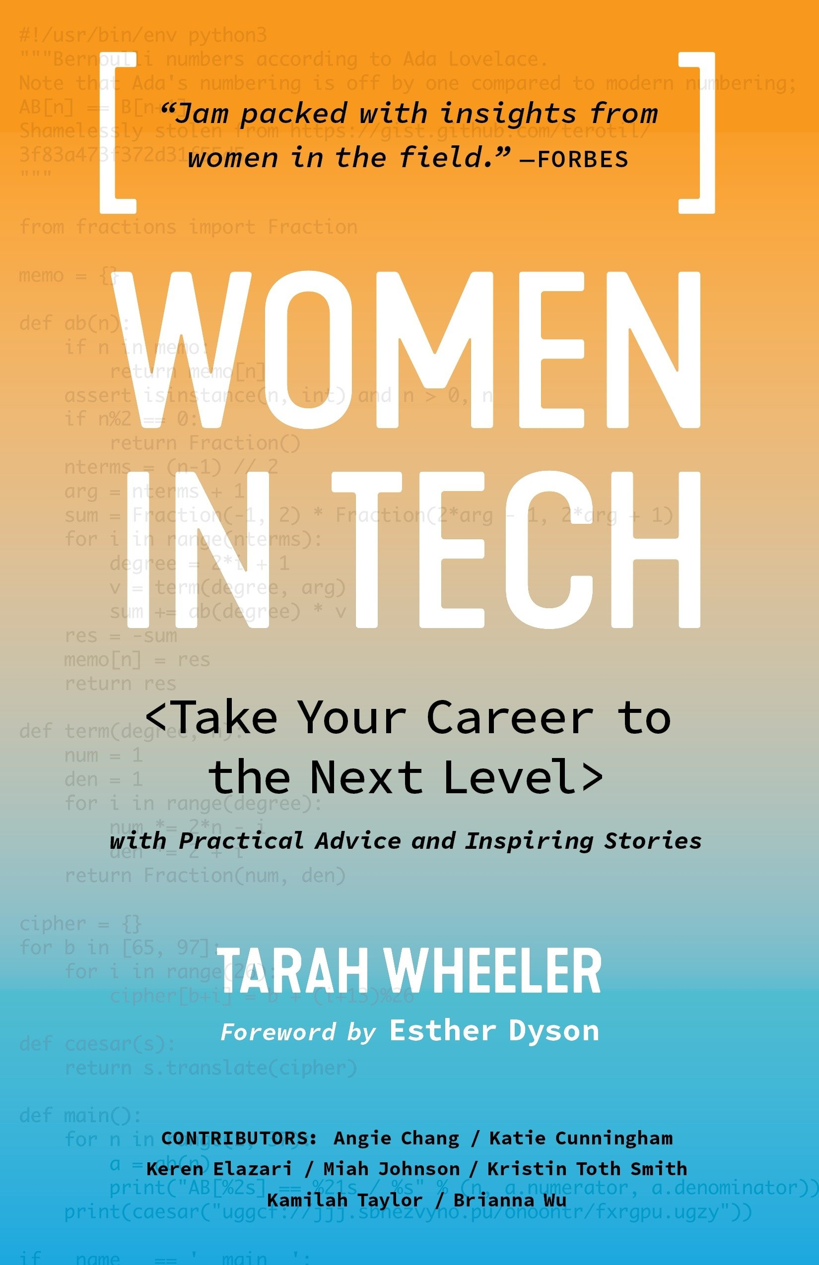 Women in Tech: Take Your Career to the Next Level with Practical Advice and Inspiring Stories PDF