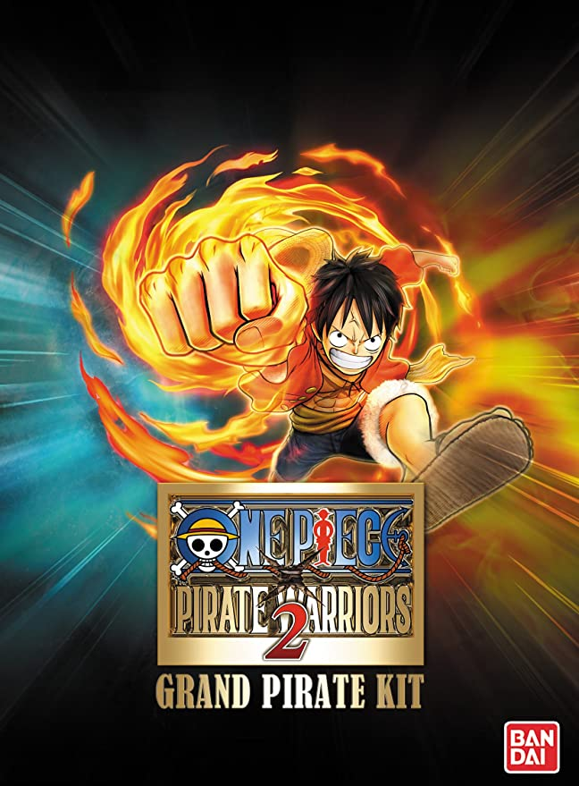 Kit DAccessoires One Piece: Pirate Warriors 2 - Grand Pirate ...