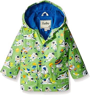 Hatley Baby Boys Printed Raincoats Long Sleeve Raincoat
