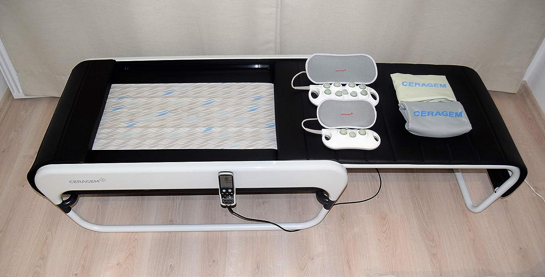 Amazon com: Ceragem Master V3-E CGM MB-1101 Massage Bed