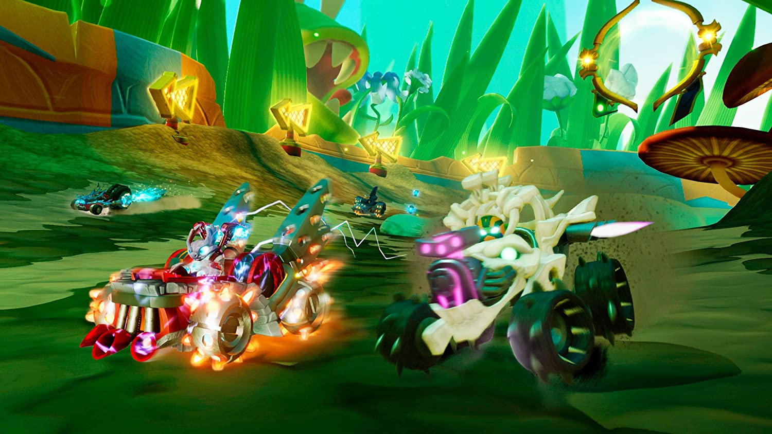 Amazon Skylanders SuperChargers Starter Pack