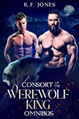 Consort of the Werewolf King Kindle Edition