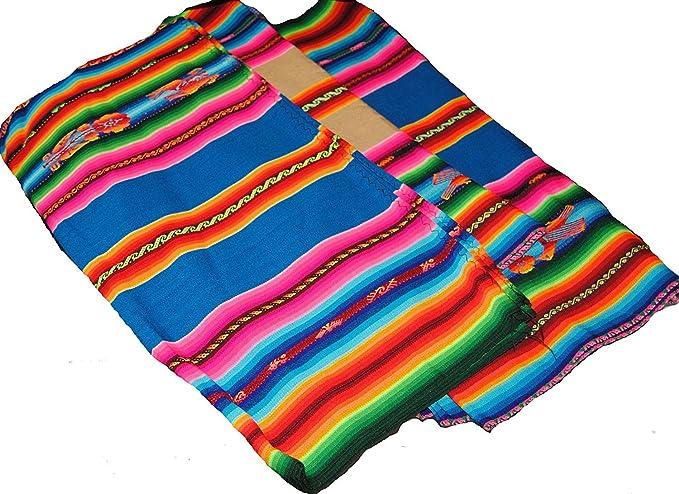 Feria de Aguayo Bolivia Manta / Lanzar 1.3mx 1.3m