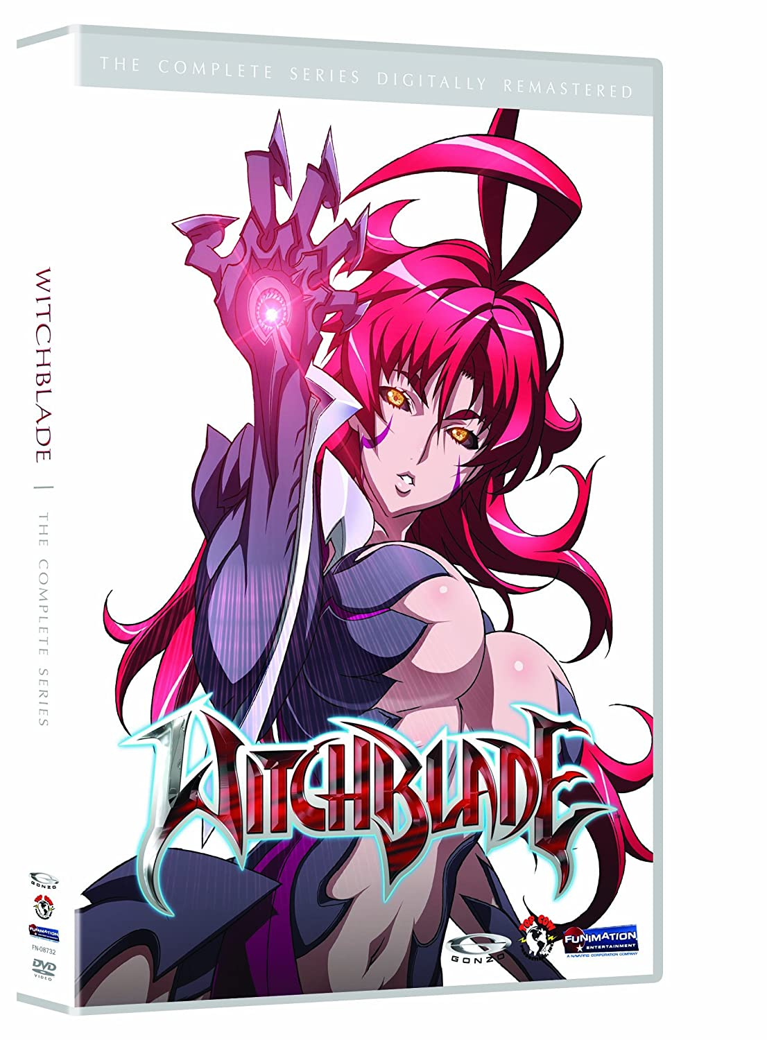 Amazon com witchblade box set viridian collection carrie savage colleen clinkenveard jamie marchi cherami leigh christopher bevins movies tv