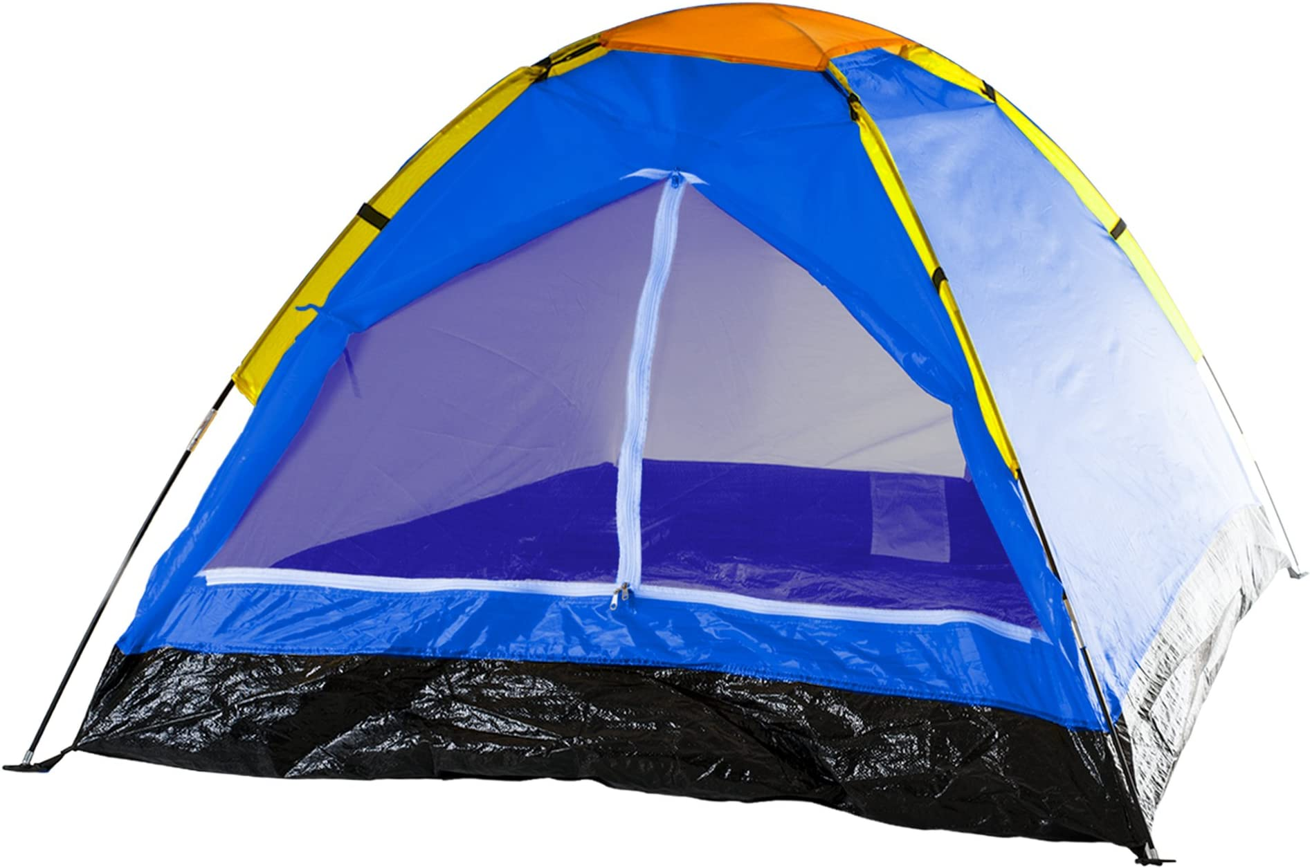Happy C&er 80-170T 2-Person Tent Dome Tents for C&ing with Carry  sc 1 st  Amazon.com & Backpacking Tents | Amazon.com