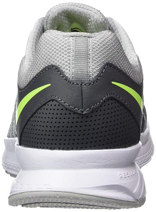 Nike Herren 843836 009 Turnschuhe  42 EUGrau (Dark Grey / Volt / Wolf Grey / White)