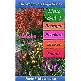 The Andersens Saga Series: Box Set I (Books 1-4) (The Andersen Saga Series Boxed Set Book 1)