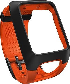 TomTom Adventurer Correa Reloj, Unisex Adulto, Naranja, L: Amazon.es: Deportes y aire libre
