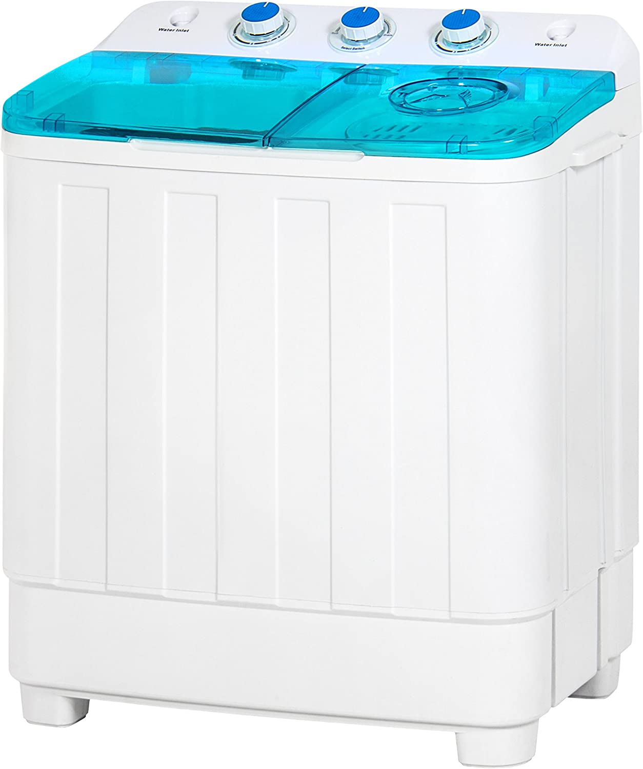 Best Choice Products Portable Mini Twin Tub