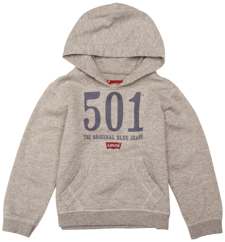Levi s - Sweat-shirt à Capuche - Garçon  Amazon.fr  Vêtements et accessoires 98d235c1a34