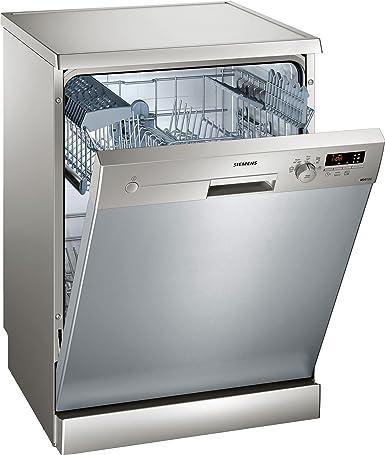 Siemens iQ100 SN215I00CE lavavajilla Independiente 12 ...