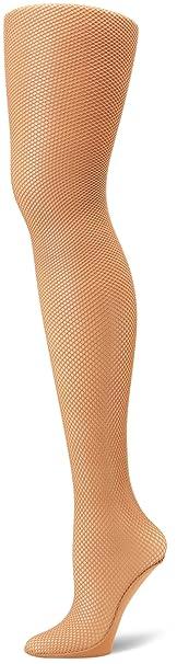 1920s Style Stockings, Tights, Fishnets & Socks Capezio Fishnet Seamless Tight $75.60 AT vintagedancer.com