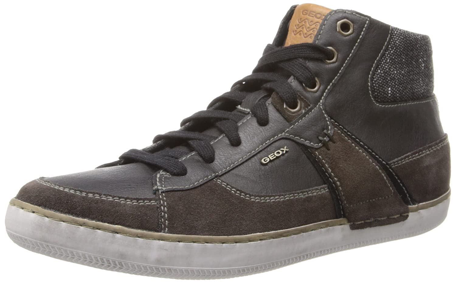 Geox Box Sneakers Basse Mud A Basso Prezzo: Geox On Line