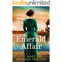 The Emerald Affair (The Raj Hotel Book 1)